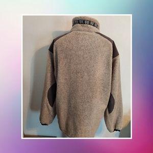 Alf Vintage Men's S Deep Pile Fleece Made USA XL
